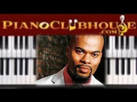 """♫ How to play """"LORD OF ALL"""" by Youthful Praise (easy gospel piano tutorial lesson)"""