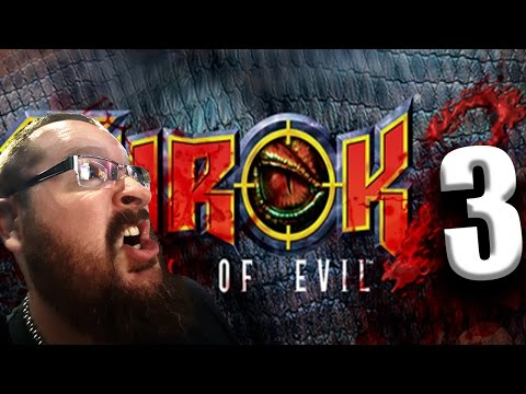 STILLNESS IS DEATH: Turok 2: Seeds of Evil - Tech AE |