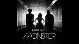 Paramore-Monster Full Audio [HQ]