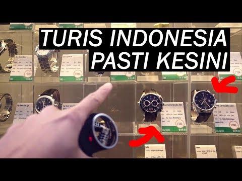 Takjub! Pantesan kota ini ramai di kunjungi turis Indonesia. | Swiss Vlog
