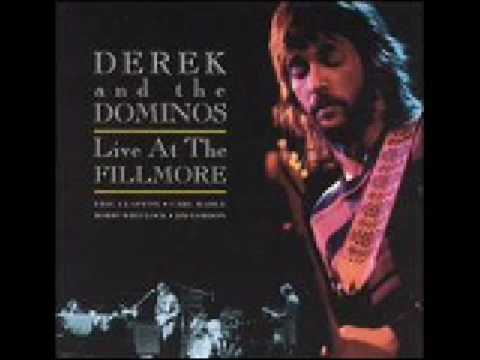 Derek and the Dominos-live at Fillmore-Key To The Highway Mp3