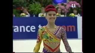 Alina KABAEVA (RUS) rope - 2000 Corbeil