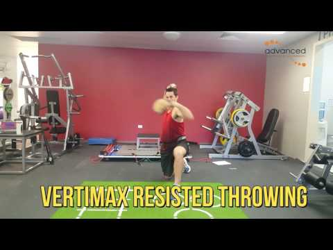 VERTIMAX RESISTED THROWING
