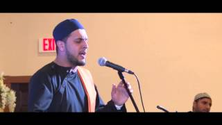 Habib Jaami Saqibi Reciting Naats in Houstan Texas 2014