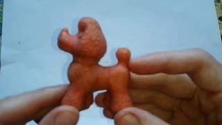 Видео: СОВЕТСКИЙ ПУДЕЛЬ - игрушка для детей