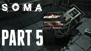 SOMA Walkthrough Part 5 - CATHERINE! (PC/Ps4 Gameplay 1080p HD)