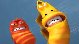 larva - windshield | cartoons for children | larva 2018 | larva official