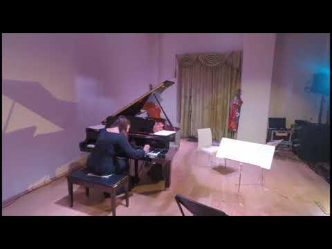 Vladimir Genin MULTIPLE EXPOSURE Olga Domnina, piano