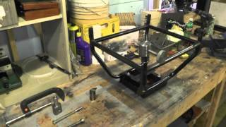 Shop Made Clamps For A Boat Seats Frame