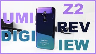UMIDIGI Z2 Review - A Beautiful Smartphone With Blemishes