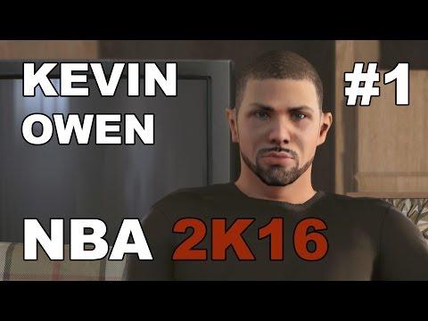 NBA 2K16 con Kevin Owen #1