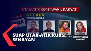 Kasus Suap Wahyu Setiawan dan Kader PDIP, Demi Utak-atik Kursi DPR