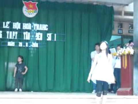 Thoi trang THPT Tan Yen so 1