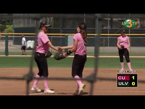 University of La Verne Softball vs Chapman University -  Game 2 - April 2018