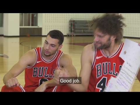 Late Night Snack with Henry: Robin Lopez and Zach LaVine