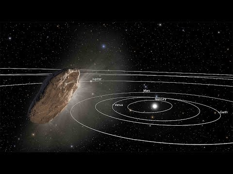 The Mysterious Interstellar Object Oumuamua