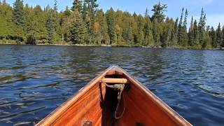 September 2015 Boundary Waters Trip -- Part 3, Day Trip to Hen…