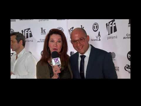 Gustavo Him Panama Minister of Tourism Talks Film Festival Sponsorship