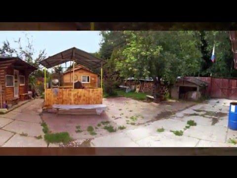 ДОМ НА ОСТРОВЕ ( г. Советск ) 80 м² (брус) на участке 6 сот., в черте города