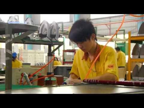 Factory city China