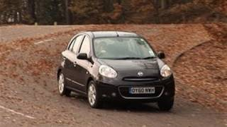 Nissan Micra video review 90-sec verdict