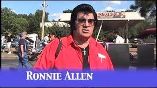 Ronnie Allen on becoming an Elvis fan at Elvis Week (video)