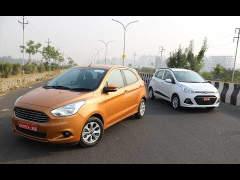 Ford Figo Vs Hyundai Grand I