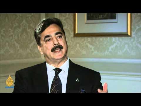 Talk to Al Jazeera - Yusuf Raza Gilani