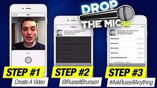 How TO Get Your Questions Answered: Drop the Mic Show