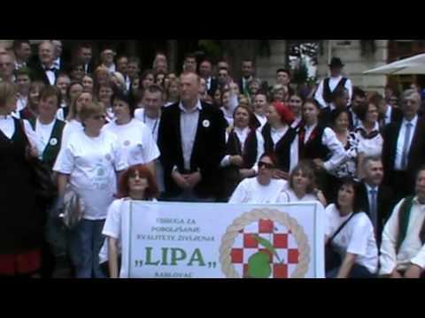 Proljetne promenade Karlovac 2015:  Lipa je lipa