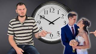 Свадебный фильм на 20 минут или полтора часа? В чем разница?