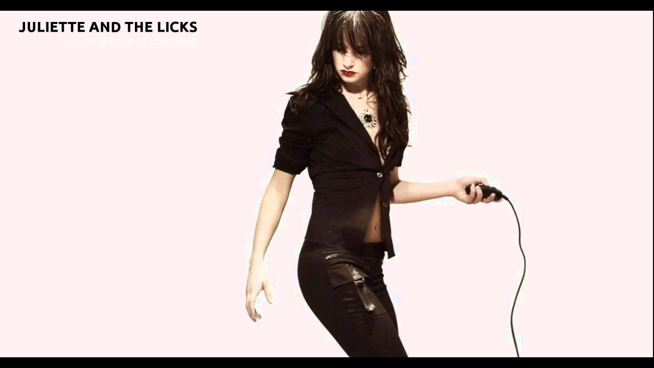 Juliette and the lick picture