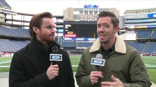 Analyzing the Patriots loss to the Titans with Doug Kyed and Zack Cox