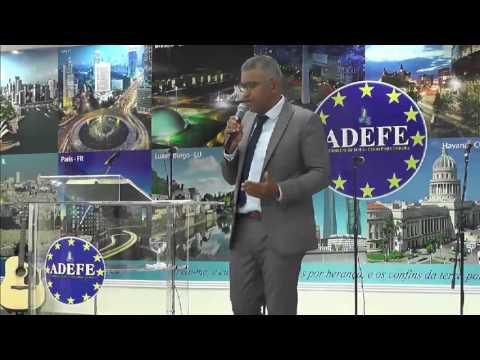 Ob. Geraldo Almeida -  Testemunho ( Cura de HIV / AIDS )