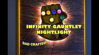 Infinity Gauntlet Nightlight