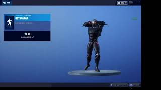 Fortnite-Free Emoticons * Hot Marat */Fortnite free Dance