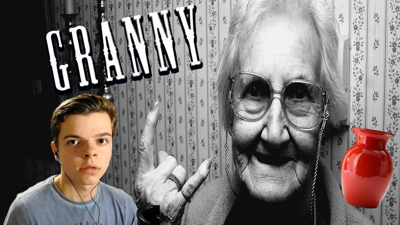 Heiße Grannys
