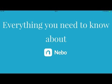Everything you need to know about Nebo| Best handwriting recognition IOS app