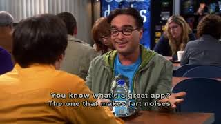 The Big Bang Theory: Is There an App for That? thumbnail