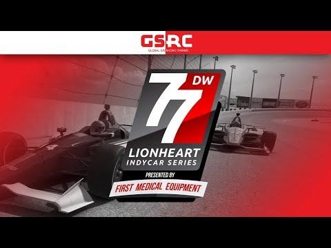 iRacing : Lionheart IndyCar Series - 2018 Round 13 - Texas