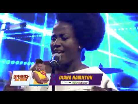 'Work in Progress Live '-Diana Hamilton at the National Theatre, Accra
