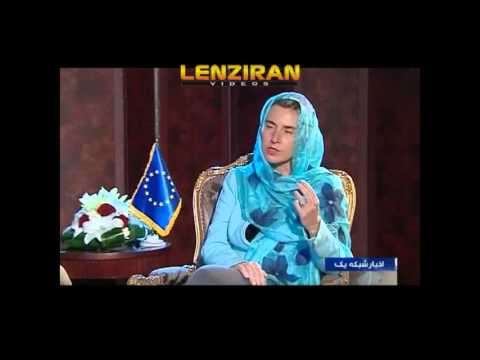 Exclusive Interview of Iranian TV with head of  EU foreign relation Frederica Mogherini