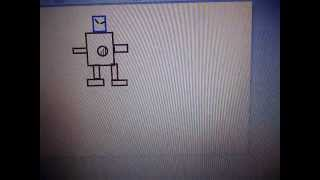 How to draw a Cold Caller on paint (Toontown)