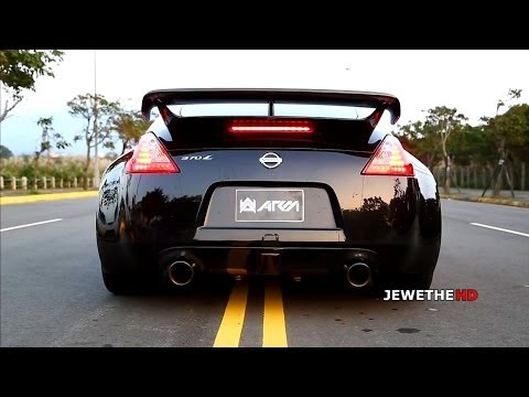 EPIC SOUNDING Nissan 370Z w/ ARMYTRIX Supersport Exhaust! REVS, Accelerations & More!!
