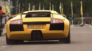 LOUD Supercar Accelerations - Huracán Performante, F12 TDF, AMG GTR & More! thumbnail
