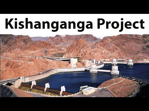 Kishanganga Hydroelectric Project - PM Modi dedicates 330 MW project to the nation - Jammu & Kashmir