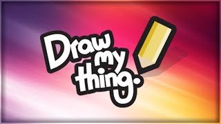 YOU IDIOT! | DRAW MY THING! (With Facecam)