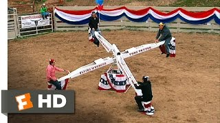 Jackass Number Two  5/8  Movie Clip - Toro Totter  2006  Hd