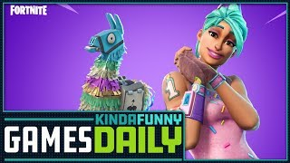 Is Fortnite Hurting Games? - Kinda Funny Games Daily 07.25.18
