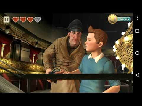 The Adventures Of Tintin FINAL HD | Android Gameplay
